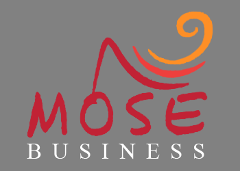 Mose Distributions Mose Business Logo